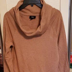 Long Beige Sweater